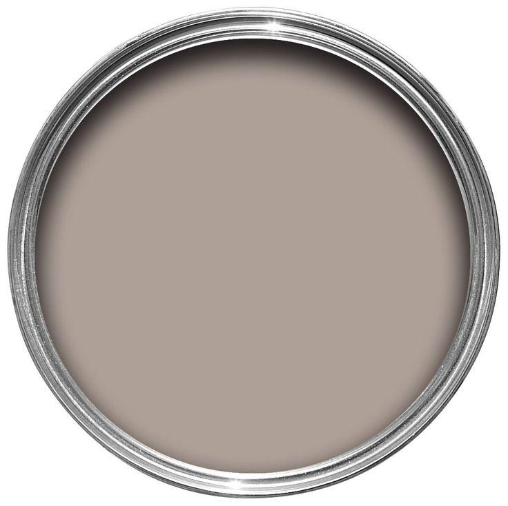 Dulux Once Soft Truffle Matt Emulsion Paint 2.5L | Departments | DIY at B&Q