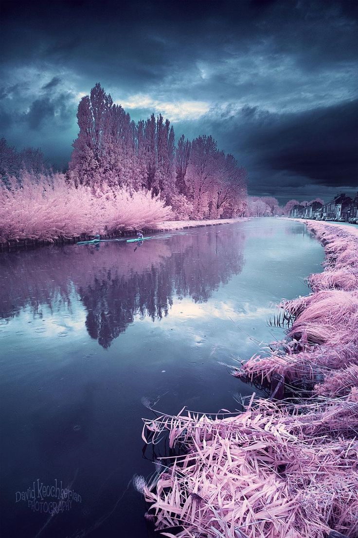 Beautiful Infrared Photography by David Keochkerian - Imgur