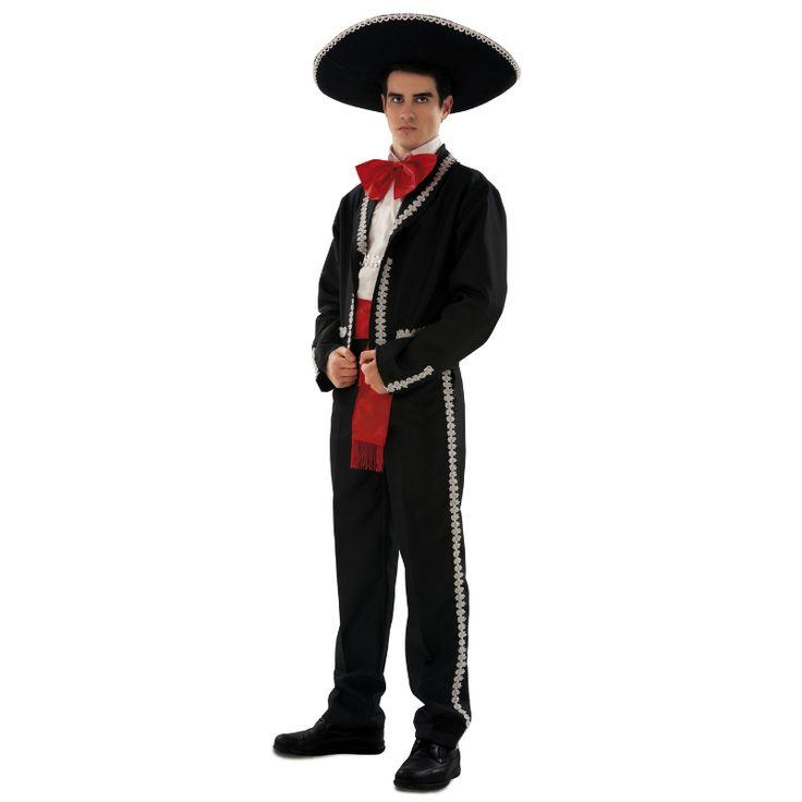 Disfraz de Mariachi Lujo para adulto #disfraces #carnaval