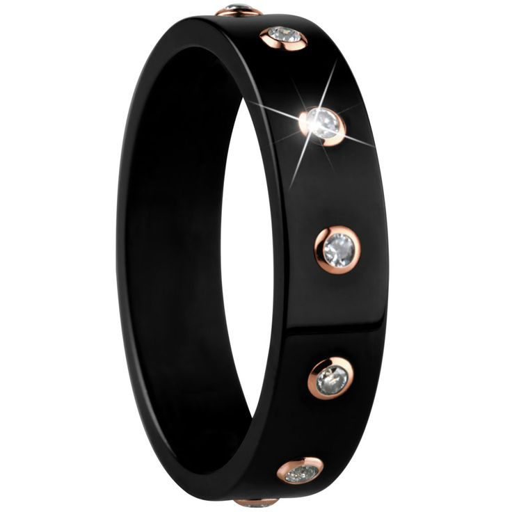 Bering Arctic Symphony : Interchangeable rings - another inner ring. Love the black. Can I have all of them?!