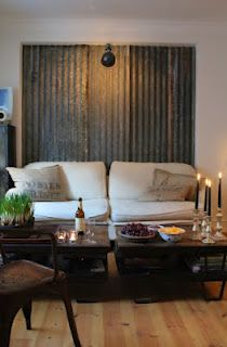 Best 25 Metal walls ideas on Pinterest Corrugated metal walls