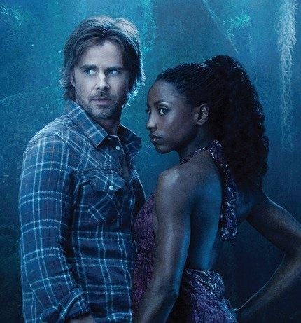 Sam (shifter) & Tara (vampire) True Blood