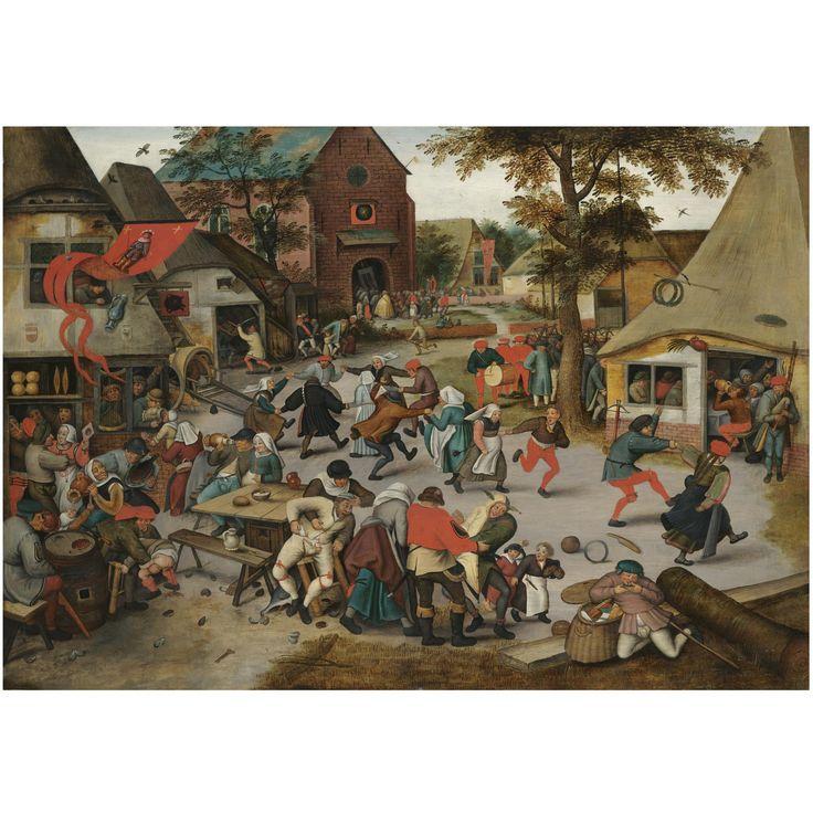 brueghel, pieter, t ||| old master paintings ||| sotheby's l08036lot3ndz9en