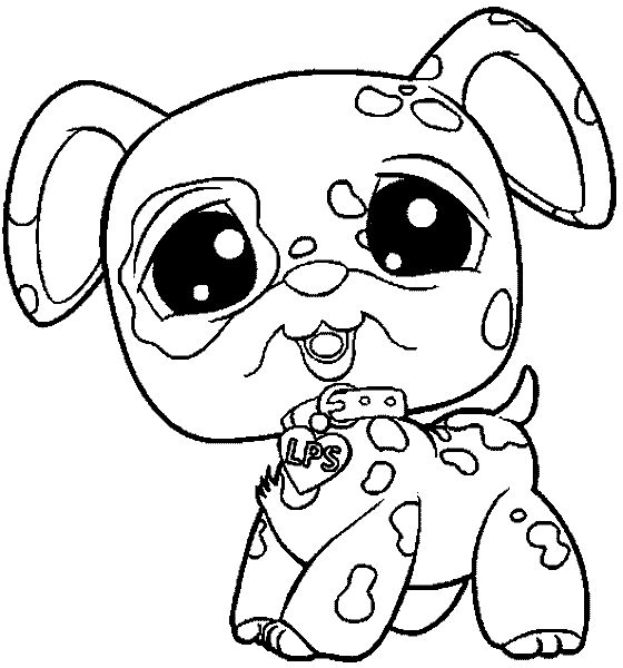 baby lps coloring pages - photo#2