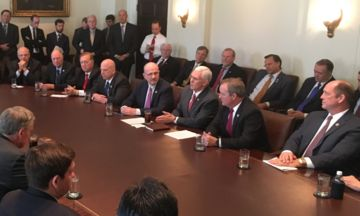 Room Full Of Men Decides Fate Of Women's Health Care.  Conservatives say health plans shouldn't have to cover maternity services.