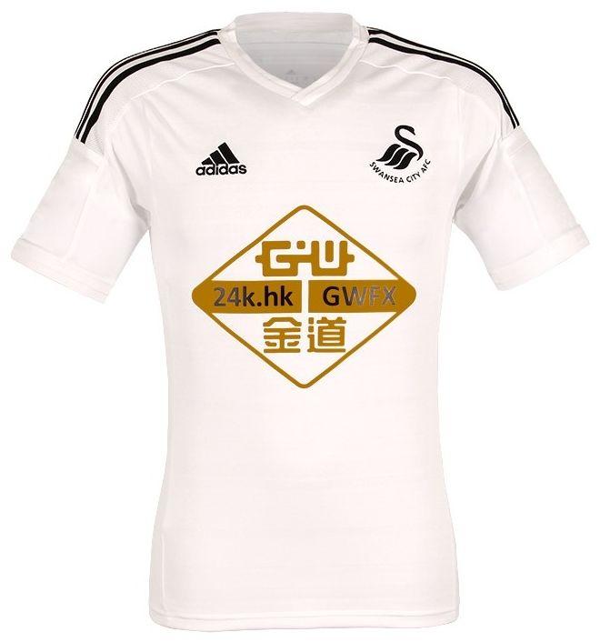 Swansea City 2014-15 adidas Home