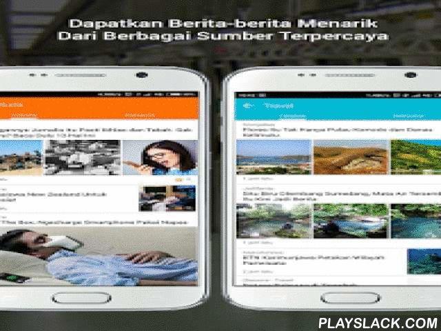 BaBe - Baca Berita Indonesia  Android App - playslack.com ,  BaBe (Baca Berita Indonesia)**********Aplikasi berita terbaik untuk Android dari berbagai situs atau portal berita lengkap dan terpercaya, diperbarui setiap detik**********Fitur Unggulan:# Rekomendasi, baca berita sesuai minat kamu langsung di halaman depan aplikasi# Mode kilat, baca berita tanpa loading dengan mode kilat# Trending untuk selalu mengikuti perkembangan berita terbaru setiap detik nya# Topik Terkait untuk menemukan…