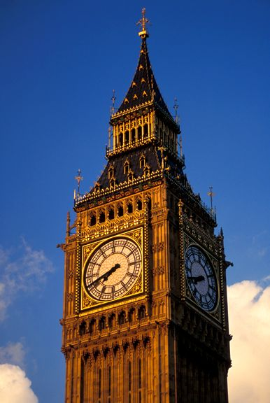 The Big Ben Clock - so impressive!!