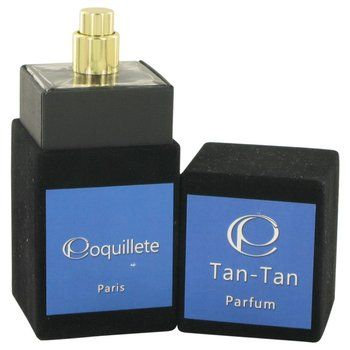 Tan Tan By Coquillete Eau De Parfum Spray 3.4 Oz