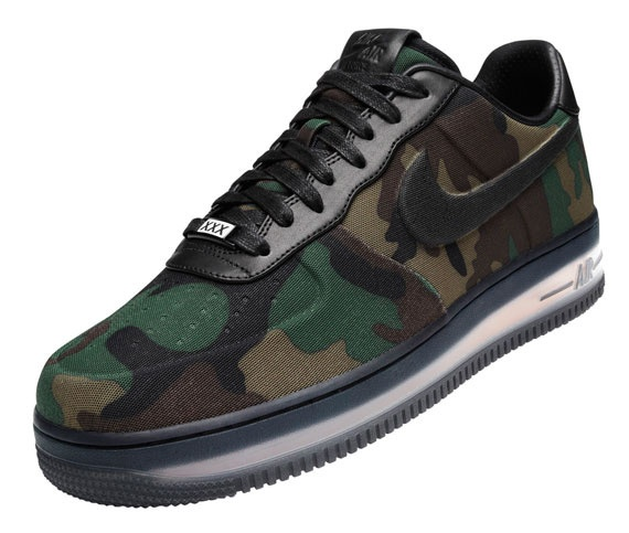 Camouflage Nike Air Force 1 Low Max Air VT