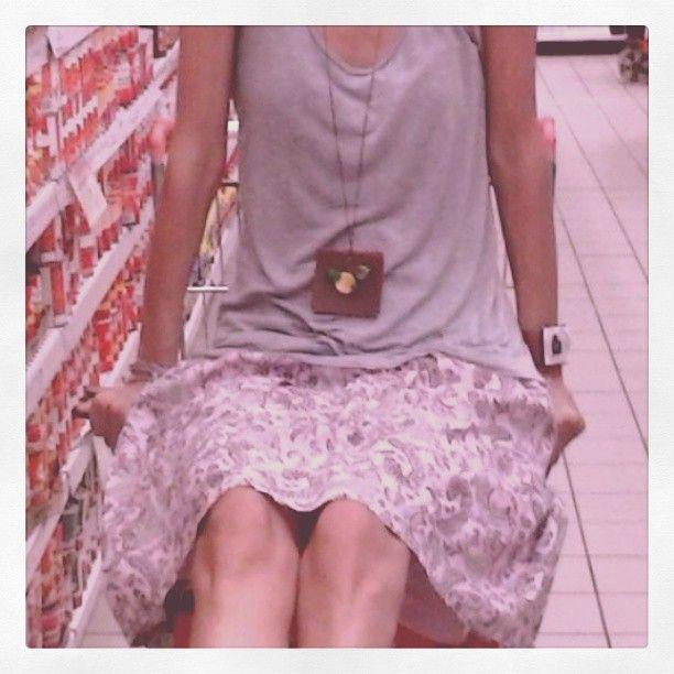 let's go shopping... #artepovera #handmade #summerfun #necklace #jewels #fashion #happy #girly