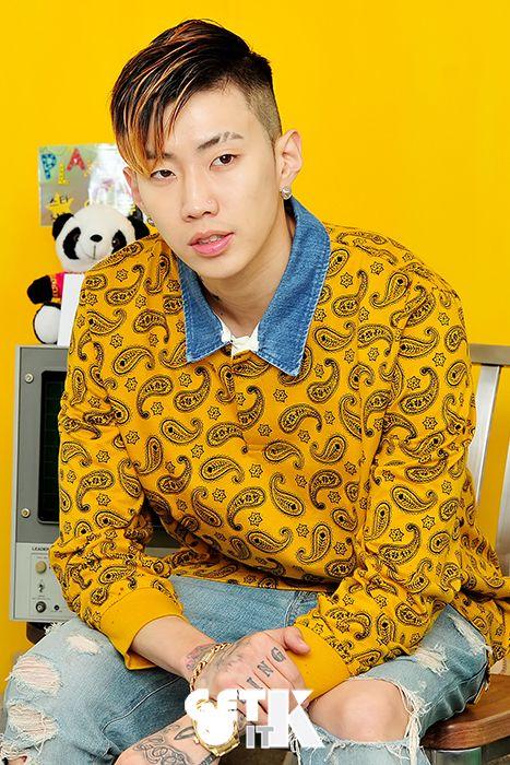 Jay Park - Interview for Han Yu Xing Dong Tai at Cafe Dudart