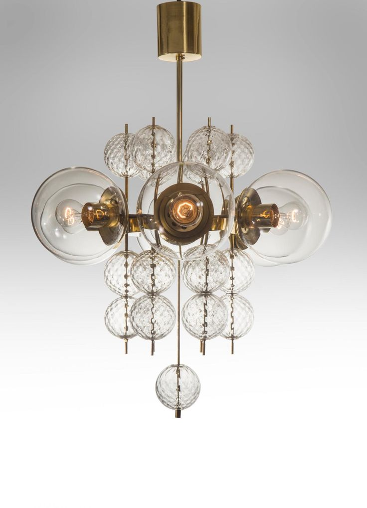 Best 25 glass chandelier ideas on pinterest blown glass chandelier modern chandelier and can - Can light chandelier ...