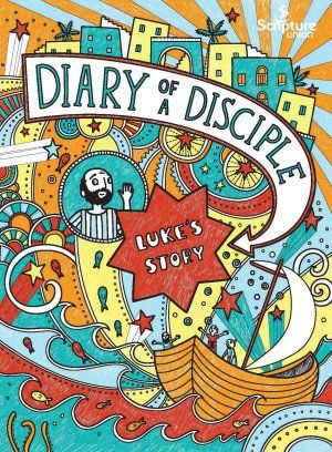 Diary of a Disciple - Winner of Best Children's Book