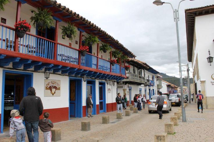 Colombia-Sabana Centro-Zipaquira