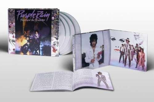 Prince-And-The-Revolution-Purple-Rain-Deluxe-Expanded-3CD-1DVD-Nuovo-Sigillato