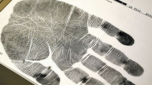 RCMP including palm prints in fingerprint database, by Alison Crawford via CBC News