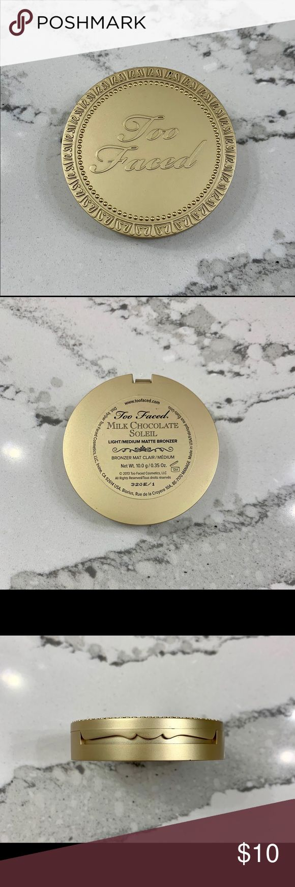 Too Faced Bronzer Too Faced Milk Chocolate Soleil
