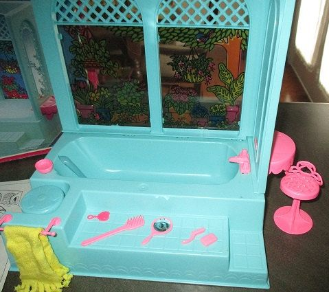 Barbie beauty bath 1975