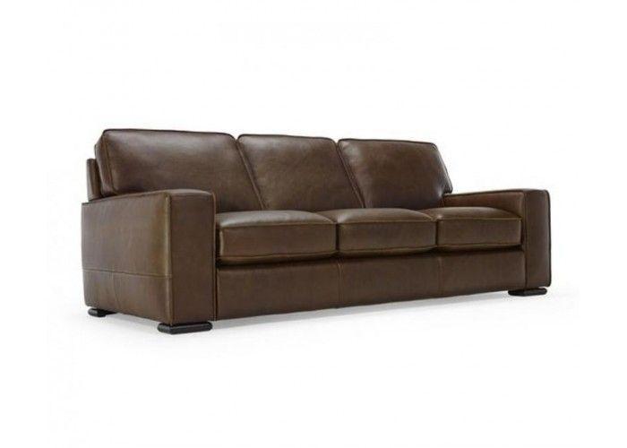 Natuzzi Editions B858 Leather Sofa : Leather Furniture Expo
