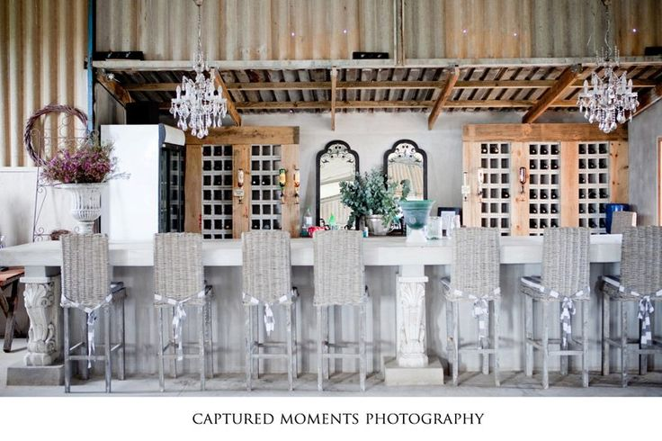 Beautiful Barn Weddings Decor and ideas for a SA Barn  : e3782990530b6b49658d9c674069fc9f bar chairs barn weddings from www.pinterest.com size 736 x 490 jpeg 75kB