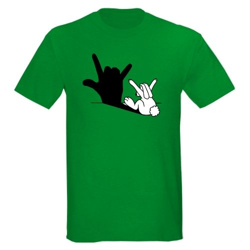 Metal Bunny http://www.gadgetbox.gr/t-shirt-metal-bunny.html