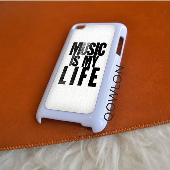 Music is My Life iPod Touch 4 | 4TH GEN Case