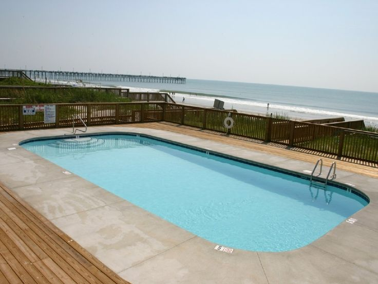 North Topsail Beach House Rental: Best Value! Upscale Oceanfront Luxury With Hot Tub,pool & Elevator | HomeAway