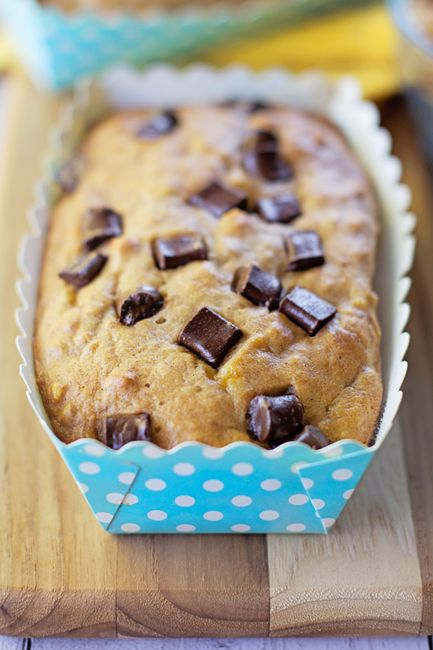 Chunky Monkey Banana Bread - A sweet and moist banana bread recipe that will melt in your mouth. | Savorystyle.com