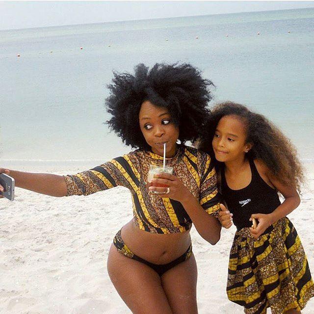 #africanbeauty #beach #bikini Fashionghanarocks www.fashionghana.com ~African fashion, Ankara, kitenge, African women dresses, African prints, African men's fashion, Nigerian style, Ghanaian fashion ~DKK