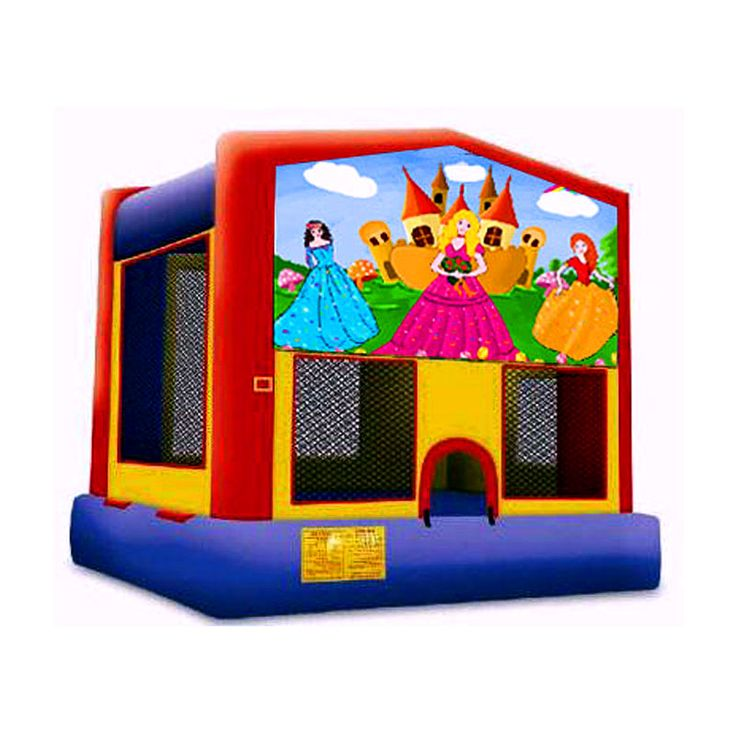 How To Buy Low-price And Best Princess Medium Bounce House? Our Provide Commercial Bounce House, Discount Water Slide, Cheap Bouncy Games In Sale Inflatables Online