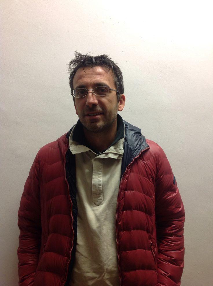 Simone Lingeri, presidente Giovani imprenditori Confindustria Valle d'Aosta, Honestamp e Lasercube