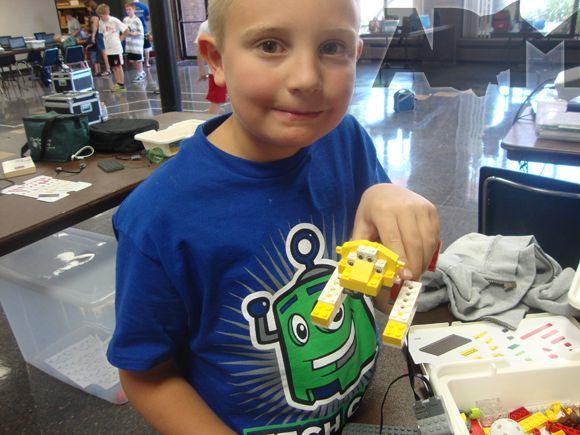 Classroom Antics Jr. LEGO Robotics Camp Review