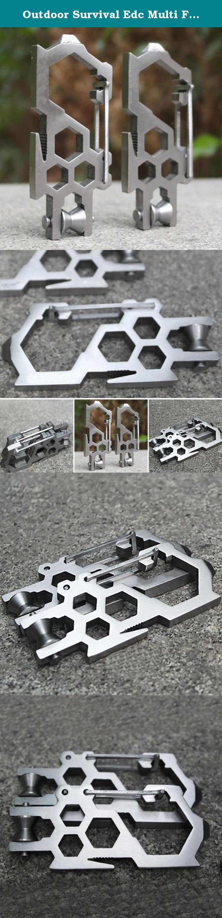 Outdoor Survival Edc Multi Function Tool Rope Hang Buckle Strengthen Version Pulley System To Hang Buckle With Pulley. is_customized:yes model number:edc strengthen version rope hang buckle unit type:piece package weight:0.050kg (0.11lb.) package size:15cm x 10cm x 3cm (5.91in x 3.94in x 1.18in) .