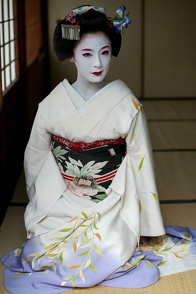 сложно ли подцепить японскую девушку косичками