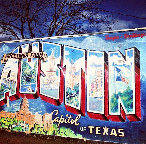 Baylor Street Art Wall: 73 Best Images About Austin Street Art On Pinterest