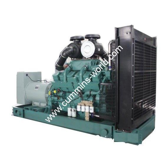 500KW Cummins Generator Set