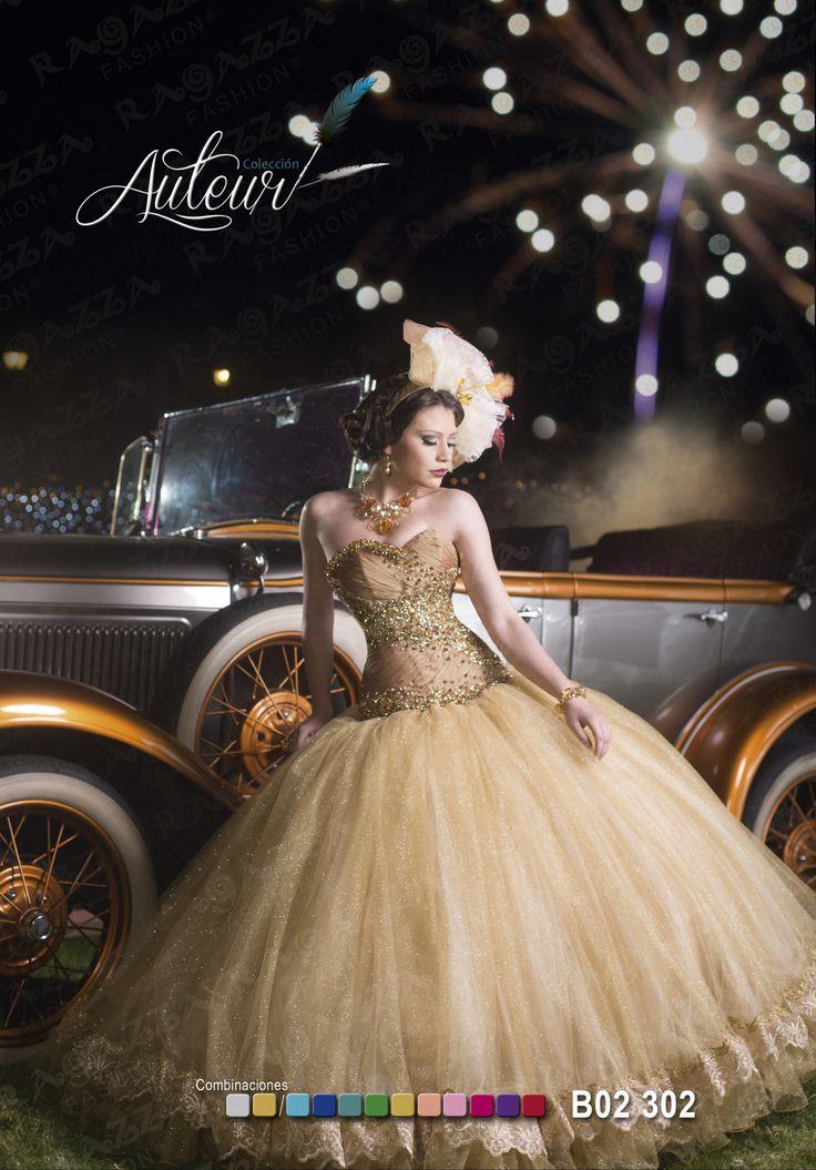 Quincea 241 Era Vestidos Para Lucir Espectacular Coleccion