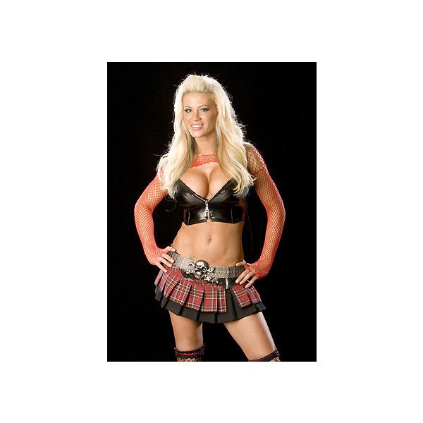 Ashley Massaro - Ashley Massaro Photo (234483) - Fanpop ❤ liked on Polyvore featuring ashley massaro, people, wrestling attire and wwe
