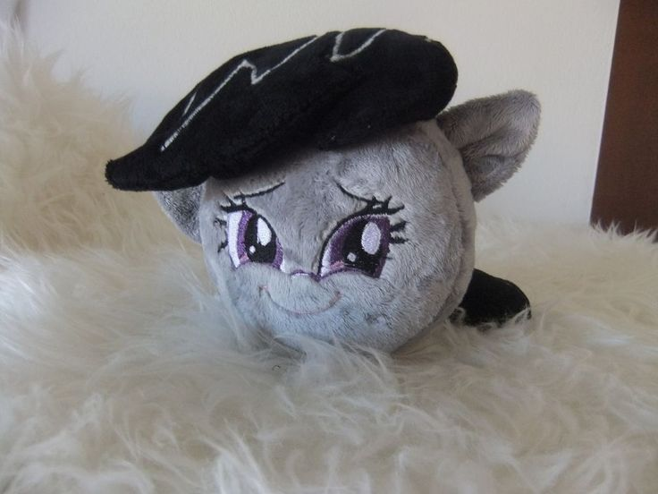 My Little Pony Plush Mochi Pon-Pon  OCTAVIA  FRIENDSHIP IS MAGIC