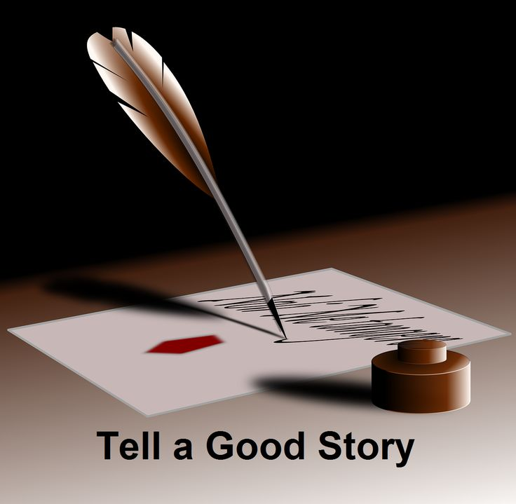 A Good Story can benefit Your SEO Efforts tremendously . . .