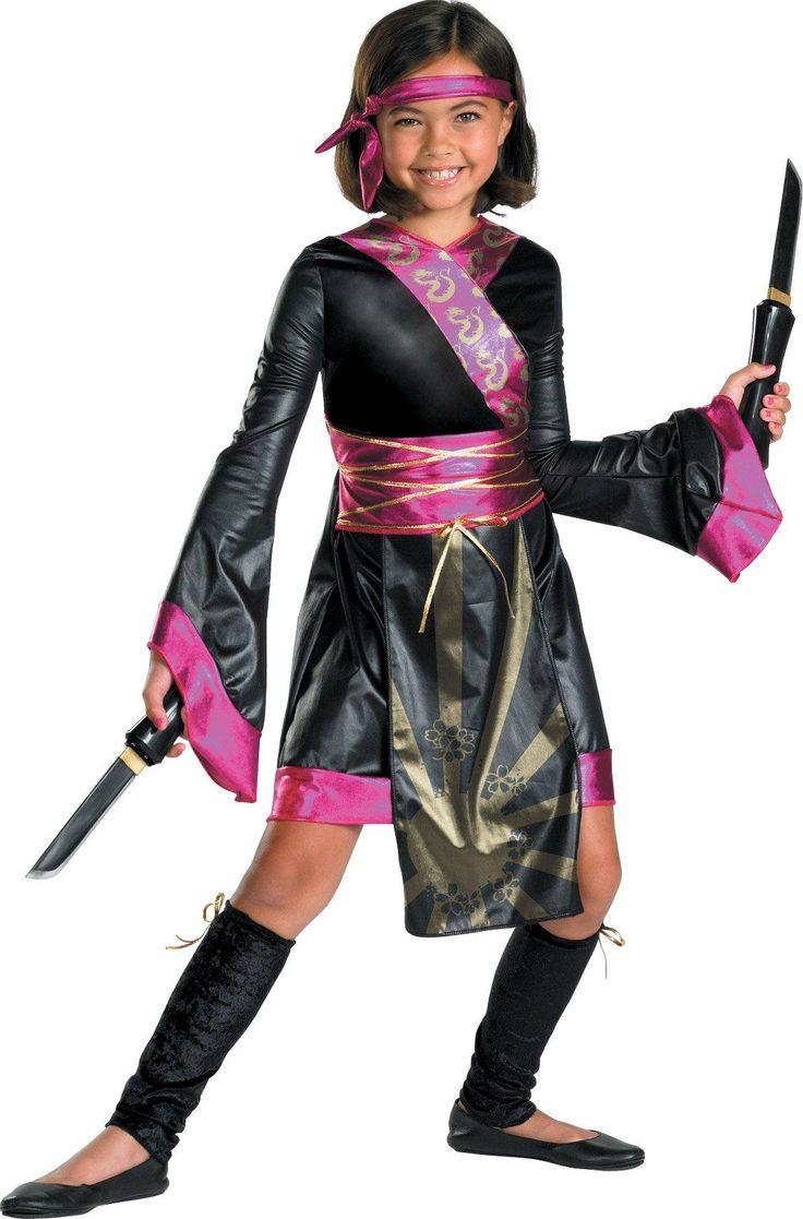 Dragon Ninja Child Costume from Buycostumes.com