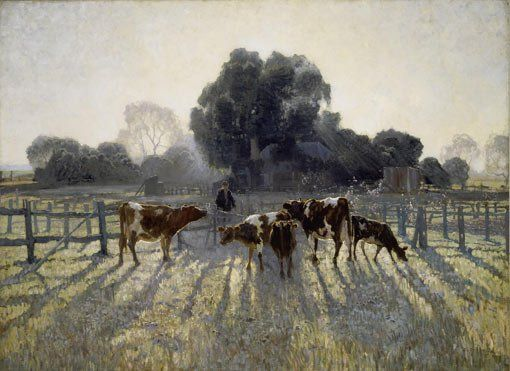 Elioth Gruner :: Featured works :: Australian :: Art Gallery NSW