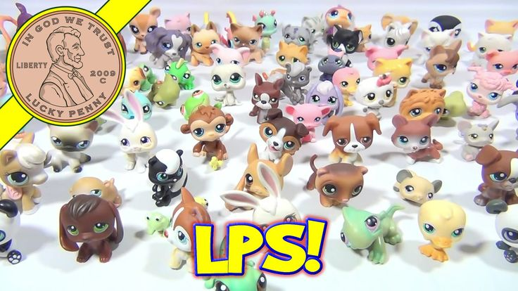 Littlest Pet Shop Toy Collection of Over 125 Figurines! For CASSANDRA'S FOR SALE LPS TOYS! BY SLENDERMAN.... AND BY Kassandra X Sans