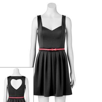 Candie's Heart Cutout Dress - Juniors #Kohls