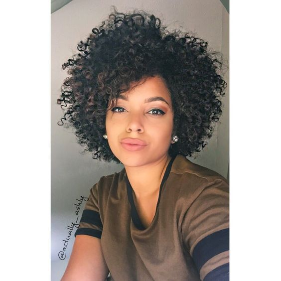 Short Curly Black Hairstyles short curly hairstyle Short Curly Afro Hairstyles