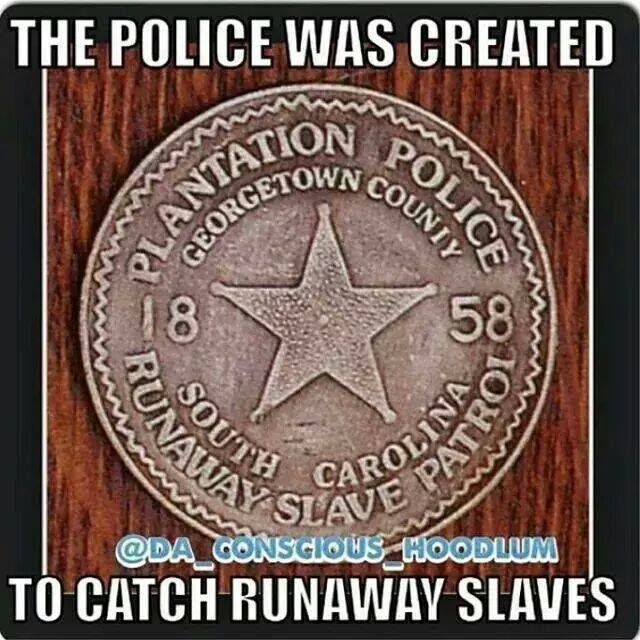 Plantation Police Patrol Created To Catch Runaway Slaves
