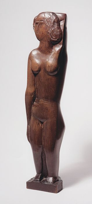 Ossip Zadkine, Figure Feminine - 1926 - Zadkine Research Center