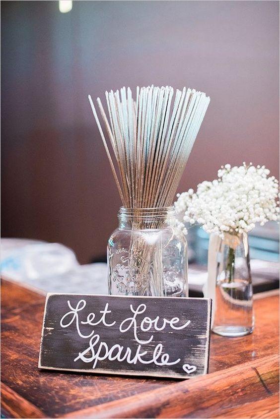 Fall Wedding Ideas – Rustic Decorations for a Fall Wedding #weddings