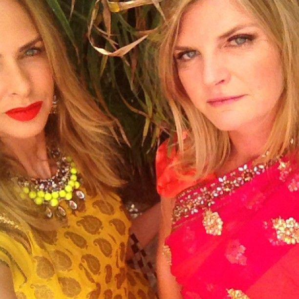 Susannah Constantine @susannah_constantine Me and my girlInstagram photo | Websta (Webstagram)